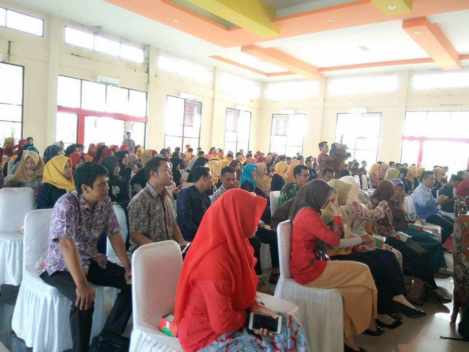 (3) Dokumentasi - Kuliah Umum IAIS Sambas Bersama OJK Kalbar